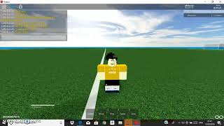 Welcome To RFI! (Roblox Football Institution)