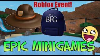 ROBLOX EVENT - HOW TO GET RANGER HAT + BFG BACKPACK