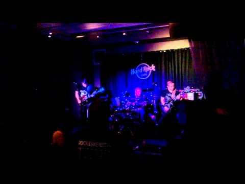 Gordon's Alive - Panama live Hard Rock Cafe Glasgow
