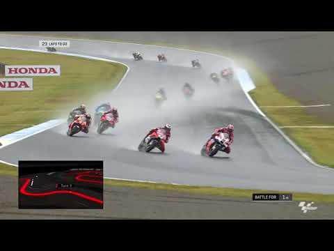 GP JAPAN: LORENZO VS PETRUCCI Mp3
