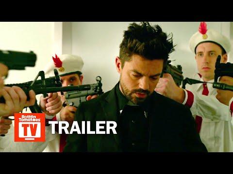 Preacher Season 3 Comic-Con Trailer | Rotten Tomatoes TV