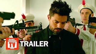 Preacher Season 3 Comic-Con Trailer   Rotten Tomatoes TV thumbnail