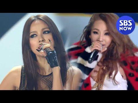 이효리 & 씨엘 [미스코리아+Bad Girls+나쁜기집애] @2013 SBS 가요대전 2부 from YouTube · Duration:  10 minutes 1 seconds