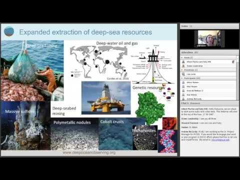 GOOS Webinar - Deep Ocean Observing System