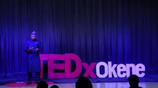 The Power Of One: How One Citizen Can Create A Sporadic Change | Hamzat Lawal | TEDxOkene