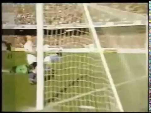 gol di testa in tuffo di Maradona (Napoli Sampdoria 86/87)
