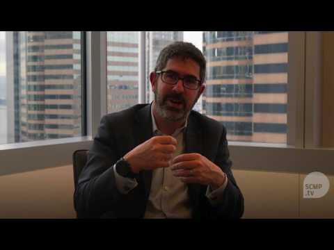 David Hudson talks disruption and fintech