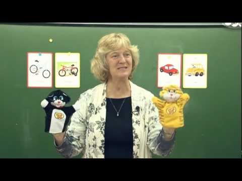 Using Puppets To Get Children Talking In English