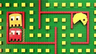 Lego Pacman 2