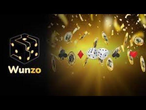 Wunzo | Blockchain based gaming platform | Review