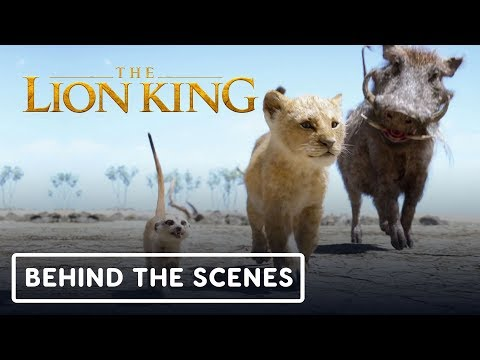 The Lion King Cast On Working On The Remake