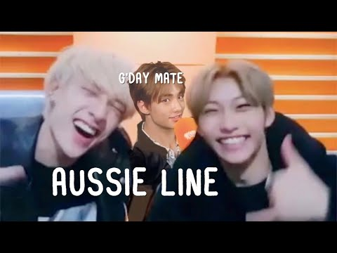 Download stray kids aussie line being your typical aussies (ft. aussieboos) Mp4 baru