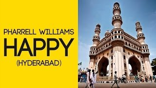 Pharrell Williams - Happy (Hyderabad,India)