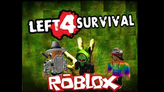 Roblox Left For Survival with CJ and Cam!