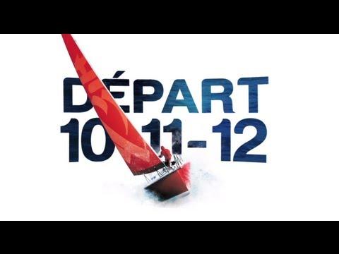 REPLAY : Départ des concurrents en direct sur la ligne - Vendée Globe 2012 2013