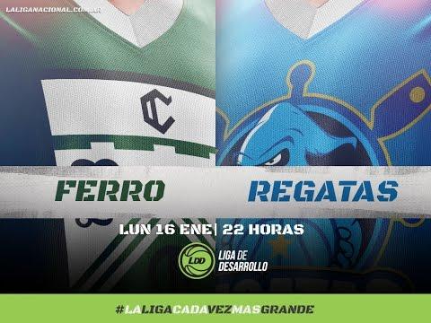 Liga de Desarrollo | 16.01.2017 | Ferro vs. Regatas | #LaLigaCadaVezMasGrande