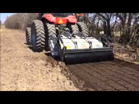 FAE SSH 225 Forestry Tiller - Land Clearing
