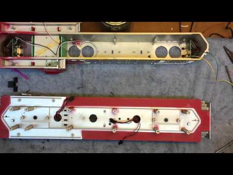 Painting a G Scale Locomotive Part 2