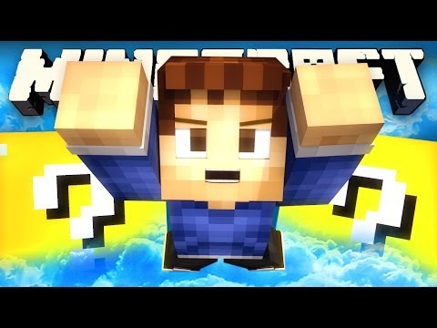 Minecraft Modded Mini Games: LUCKY BLOCK SKY WARRIORS