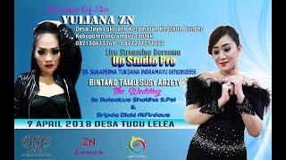 LIVE ( Yuliana Zn Manggung maning jeh ) Desa Tugu - Lelea Edisi Bengi