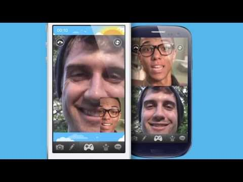 Rounds Hangout Mobile App (Co-Browse, Watch Videos and Play Games Together)