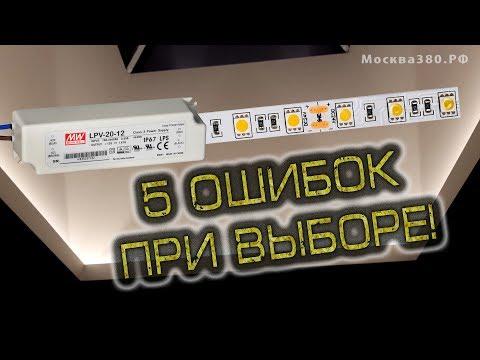 0 - Установка світлодіодної стрічки на кухні