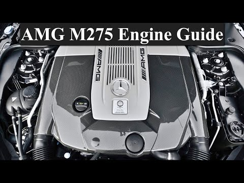 Why The AMG M275 is a Special Engine | V12 biturbo (4K)