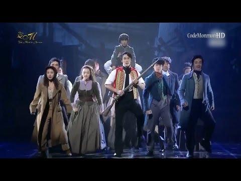 Les Miserables - One Day More (Korean Ver.) (Jun 3, 2013)