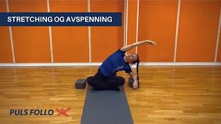 Stretching og avspenning - med Elena Engelstad
