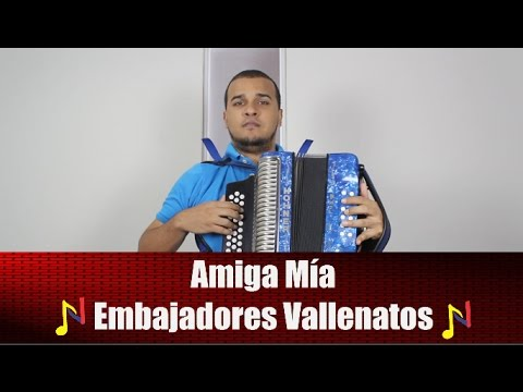 Tutorial Acordeon Amiga Mia