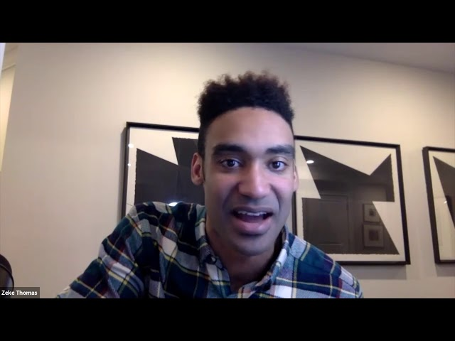 It's On Us Engaging Men Series: Supporting Male Survivors with Zeke Thomas