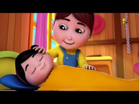Despertarse por la mañana   Canción de los niños   Música para bebés   Wake Up In The Morning Song
