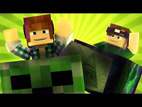 Minecraft Animado #10: CORRIDA MALUCA !! – (Wacky Race Minecraft Animation )