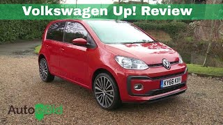 2018 Volkswagen Up! Review