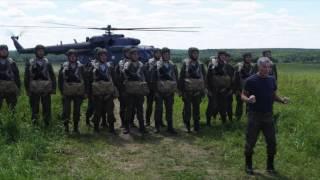Олег Газманов поздравил десантников с 85-летием