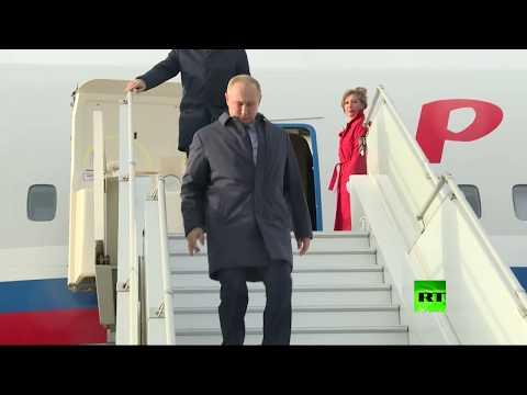 بوتين يصل إلى باريس للمشاركة في قمة -رباعية النورماندي-  - نشر قبل 31 دقيقة