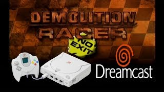Demolition Racer : No Exit - SEGA Dreamcast (2000)
