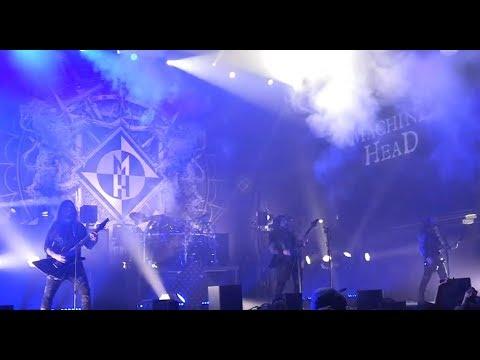"Machine Head play 1st show of ""Burn My Eyes"" 25th Anniv. tour video/setlist"