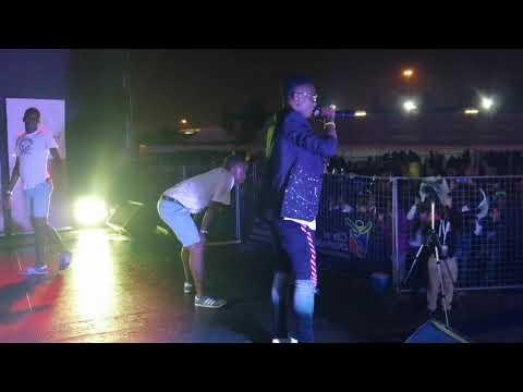 Henny C Live @ Mehlareng Stadium, Kingcha Media,,,