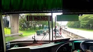 Download lagu Klaksonnya Ngeriiii AKAS SEKAWAN HINO AK8 Banyuwangi Surabaya MP3