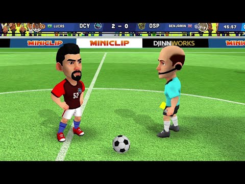 Mini Football - Mobile Soccer Android Gameplay #3