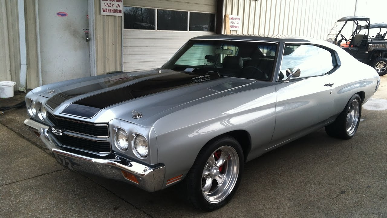 70 Chevelle Ss 572 Youtube