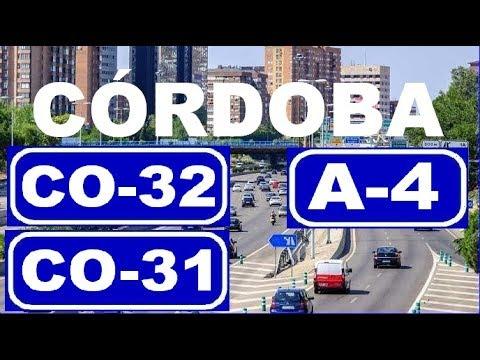 Córdoba  CO-32  A-4  CO-31   Circunvalación