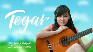 Vanessa Halkin - Tegar (Official Lyric Video)