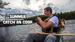 Summer Fishing Catch and Cook