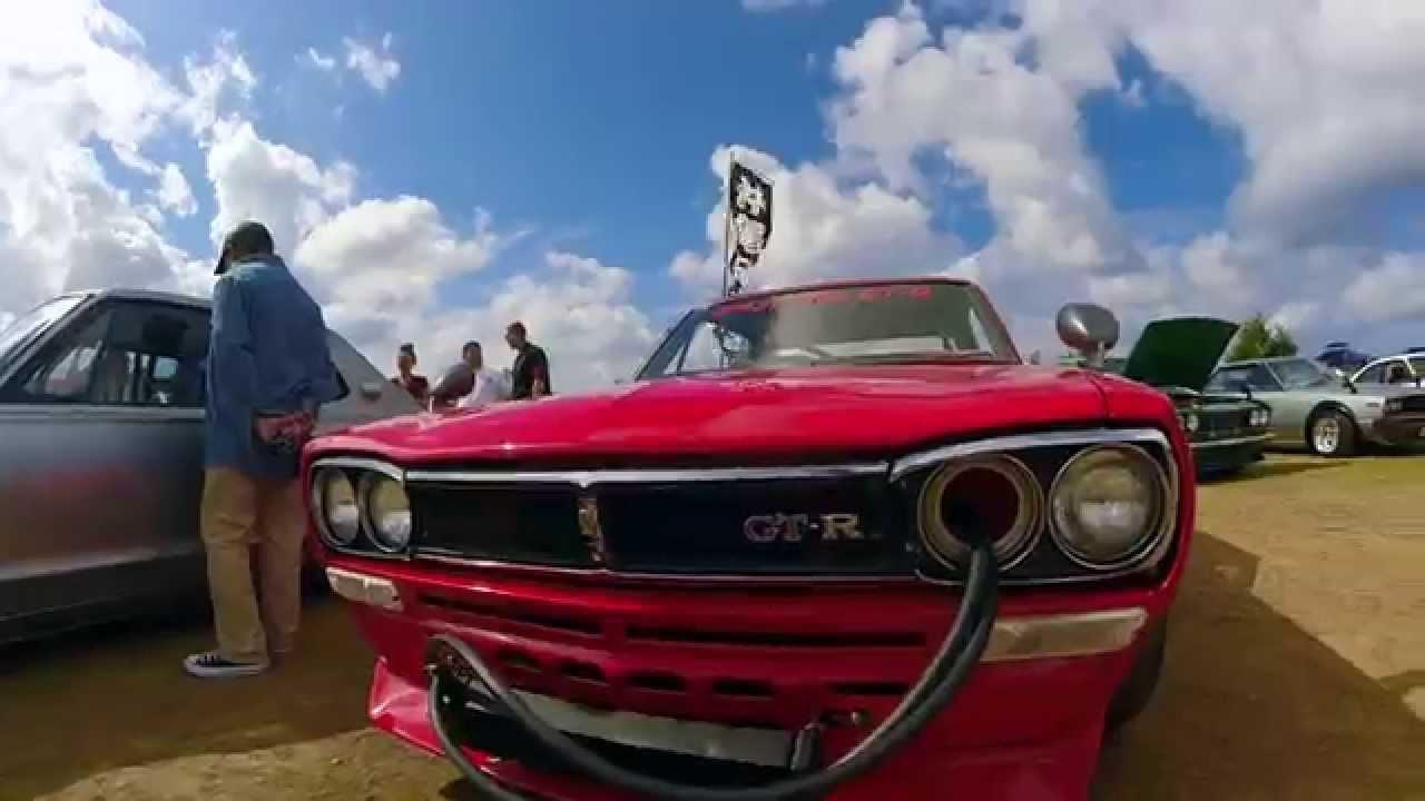 Behind The Scenes Okinawa Custom Cars Show 2015 Youtube