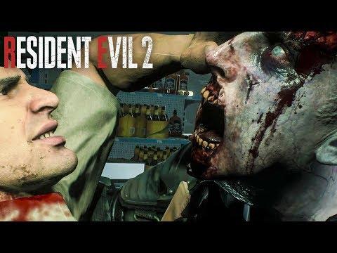 ОЧЕРЕДЬ ЗА ПИВОМ! ► Resident Evil 2 Remake DLC Прохождение #3 ► ХОРРОР ИГРА