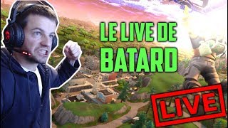 FORBIDDEN TO TOO SERIOUS! FORTNITE BATTLE ROYAL [NEW PATCH 2.4.2 ARBALETE - LIVE FR FACECAM - PC]