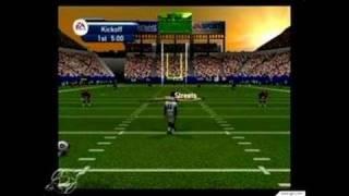 Madden NFL 2002 GameCube Gameplay_2001_11_15_3