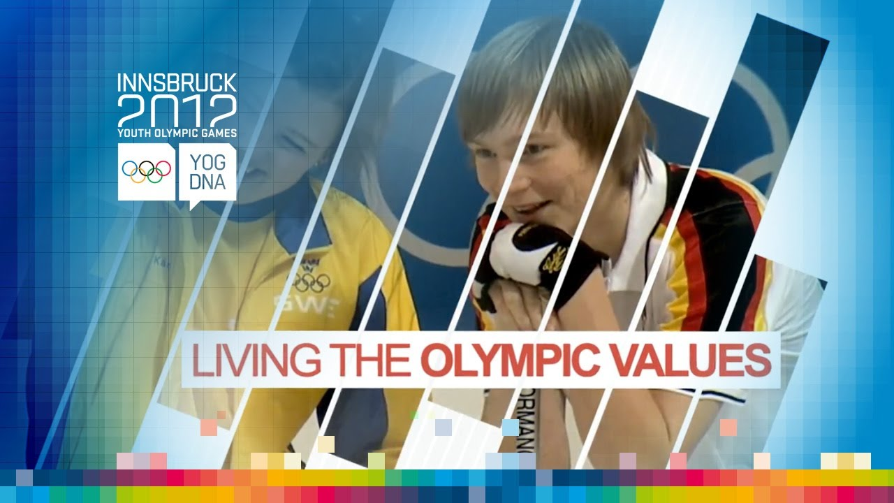 Living the Olympic Values!